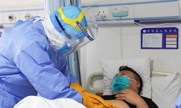 香港疑爆群聚感染 中共肺炎或由糞管傳播