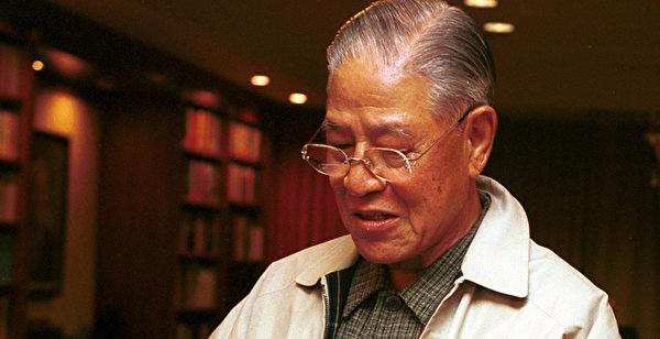 98岁高龄的台湾前总统李登辉日前因呛到而住院,高龄者如何避免呛到?(Koichi Kamoshida/Liaison)