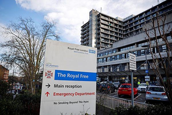 中共肺炎 英国发现首例病毒来源不明患者