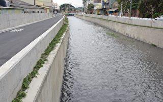 彰县新东山排水第五期整治完工 未来25年不溢堤