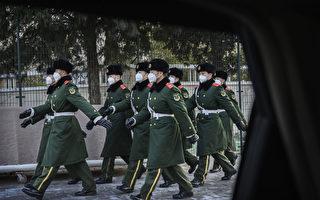 北京多區有確診病例 一小區大門被徹底封死