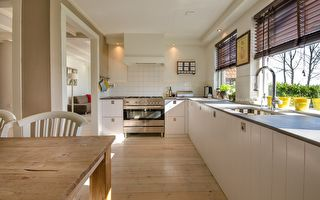 2021年 廚房設計十大趨勢