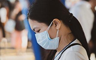 """为防范中共肺炎(俗称武汉肺炎)疫情,长时间戴口罩和频繁的洗手,也带来口罩痘、湿疹、手部皮肤干裂等""""副作用""""。(Shutterstock)"""