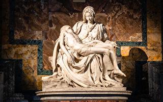 【艺术家小故事】米开朗基罗与《圣母悼子像》