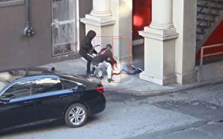 旧金山警方调查华人在唐人街被抢案件