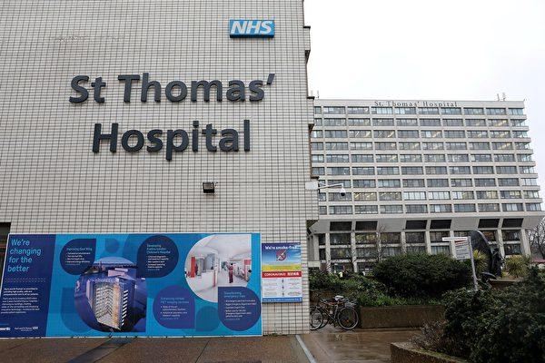 英国最年长染疫患者 106岁老妇康复出院