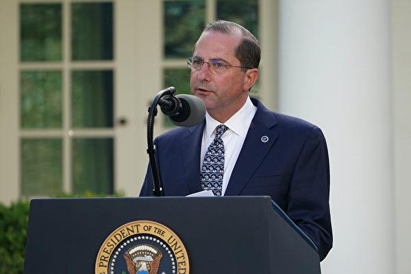 卫生部长将访台 美国务院:重申美对台支持
