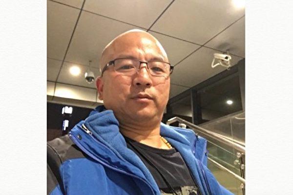 原湖北党员毛善春于党支大会公开退出中共