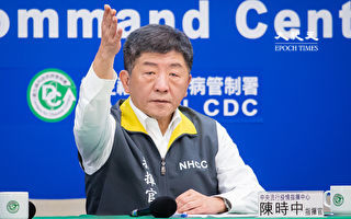 台灣去年底通報WHO 指揮官陳時中曝內幕