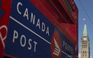 受疫情影響 加拿大郵局送包裹或遲到
