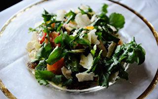 【食物名字藏玄機】芝麻菜為什麼叫火箭生菜?