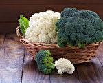 多吃花椰菜、青花菜,可以提升免疫力,等對呼吸道和肺的保健有直接好處。(Shutterstock)