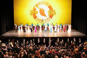神韵的创作和演出是以传统文化为基础