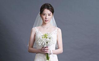 邵雨薇晒甜笑婚紗照 預告下半年新計劃