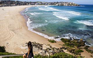 组图:大批民众涌入戏水 悉尼急封海滩防疫