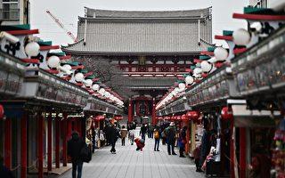 組圖:東京疫情延燒 景點冷清 賞櫻名所關閉