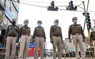 組圖:防止疫情蔓延 印度全境封城21天