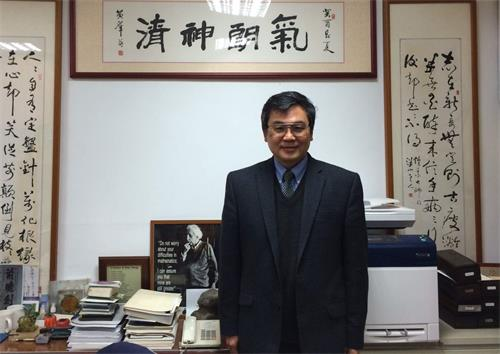 台灣中大教授:《轉法輪》啟發研究思路