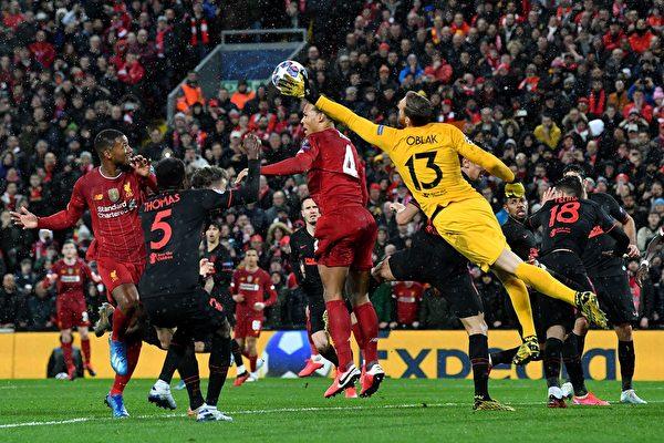 欧冠16强淘汰赛次回合