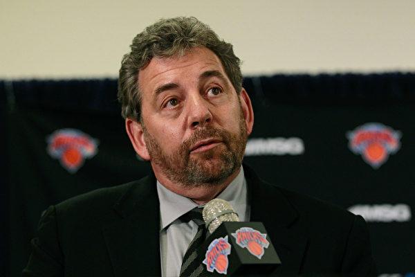 尼克斯老闆染中共病毒 NBA累計15人確診