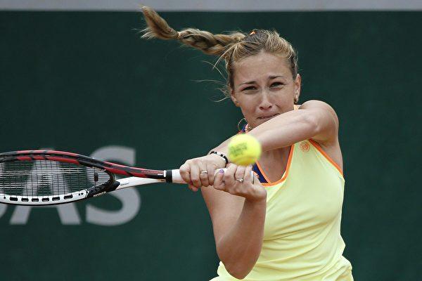 格鲁吉亚网球选手索非亚·沙帕塔娃(Sofia Shapatava