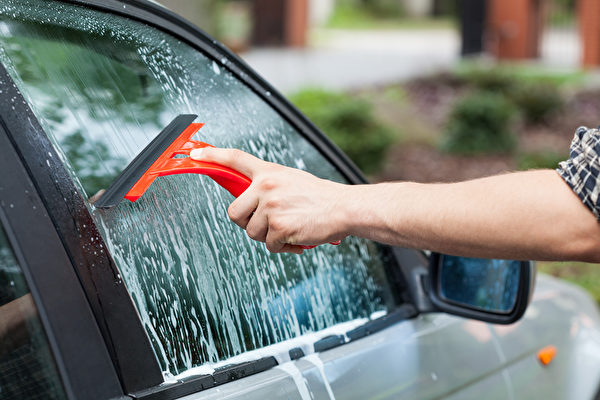 洗车, shutterstock
