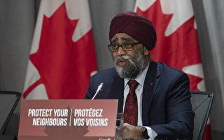 加拿大防長談中共「人質外交」 籲北約關注