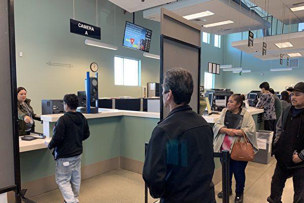 加州车管局关闭所有办事处 改在线服务