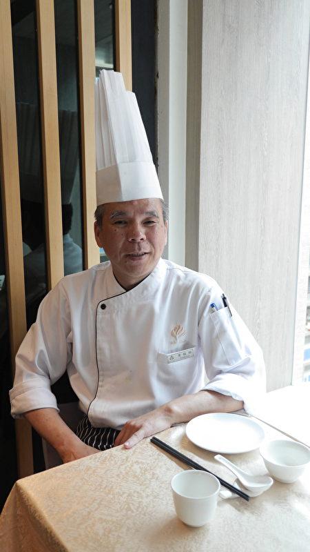 李昭明主厨。