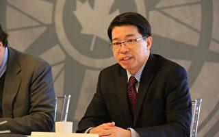 台驻加代表陈文仪:吁民主国家支持香港自由