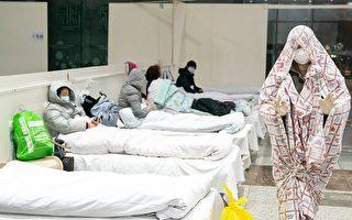 专家分析:中国至少五十万人感染中共病毒