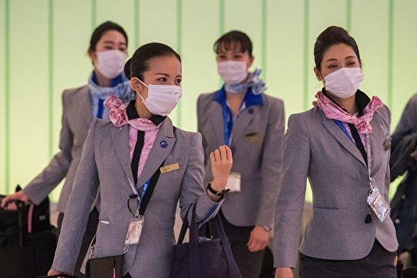 中共肺炎蔓延64国及地区 各方祭出更多出行限制
