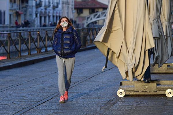 意大利和中國封城有何不同之處?是否能達到防疫效果?(MIGUEL MEDINA/Getty Images)