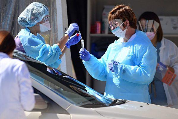 俄亥俄研究者確定兩種變異病毒 或源自美國
