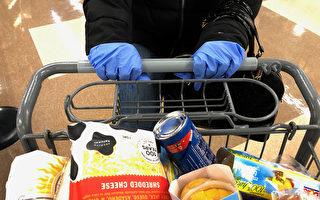 肺炎病毒大流行 上超市購物的自保法則