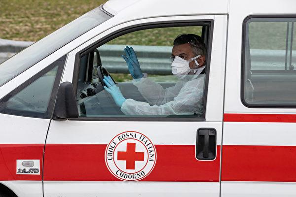 意大利新冠确诊3,858例 1天内41患者死亡