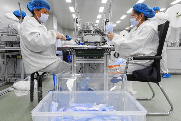 程晓容:中共产品危害世界 劣质口罩是缩影
