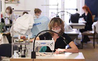 應付中共病毒疫情 德國多家公司改做口罩