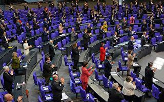 逾千亿欧元抗疫 德国会批准空前救援方案