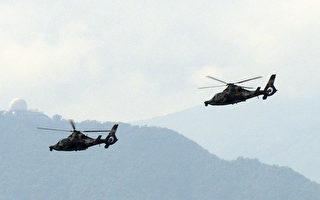 中共驻港部队直升机失事 死伤不明