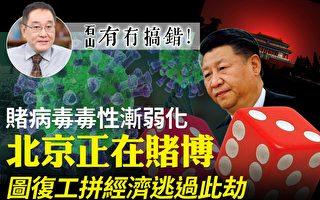【有冇搞错】北京正在赌博