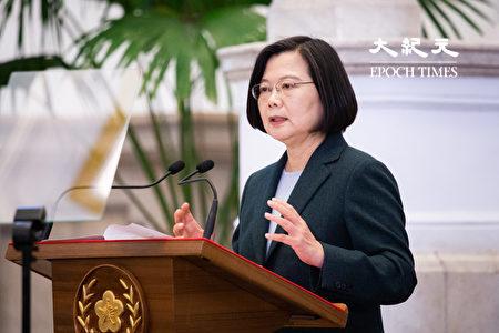 总统蔡英文19日发表谈话,呼吁各国必须要加快合作脚步,台湾也愿意贡献自己的防疫能量,照顾所有人类的健康。