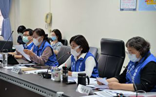 疫情指挥中心视讯会议 云林建议防疫通报零时差