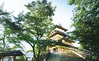 日本名城「高島城」巡禮~《你的名字》場景