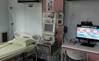 科技防疫 非接觸式監控設備24小時智能照護