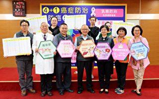 肝基会、泉顺食品公司 捐赠苗县府免费肝炎筛检