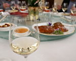 走进巴黎香宫 阿尔萨斯名酒邂逅粤菜大厨