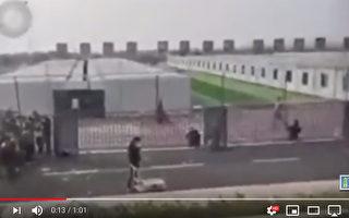 集中營?傳武漢再建可容4千人新方艙醫院