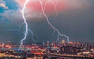 重庆为何雷电霹雳 重庆人:对人良心的警告