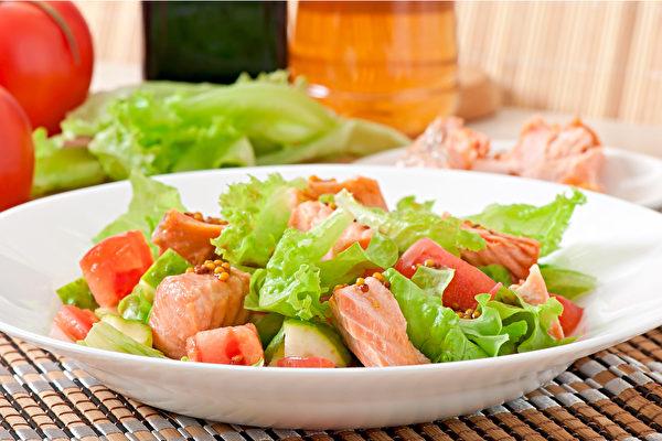 地中海飲食有助於提升免疫力。(Shutterstock)